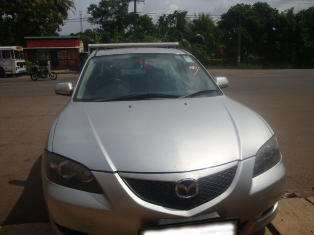 KD-4434 Mazda Axela - 1