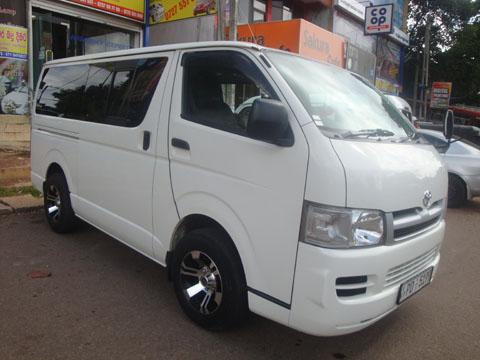 Toyota KDH 200