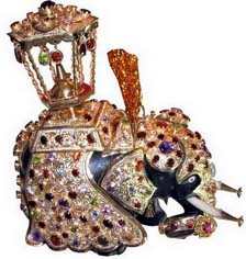 jewel-studded-ornament-elephant-sri-lanka